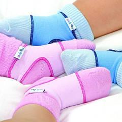 Качество носков для новорожденных. Из каких материалов следует покупать носки оптом, если вы продаете одежду для самых маленьких