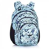 Школьный рюкзак для мальчика 506 с ортопедической спинкой ТМ Dolly (Долли), для 1-4 класса.