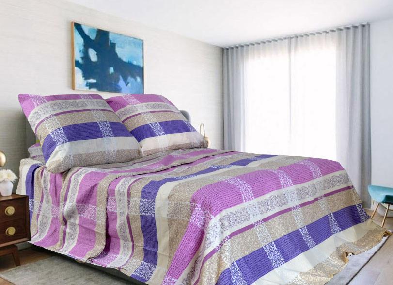Евро набор постельного белья Бязь