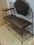 Кованый набор мебели   -  038, фото 6