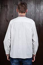 Сорочка с длинным рукавом вышитая Зорян, фото 2