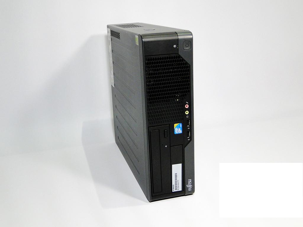 Системный блок FUJITSU E5730 процессор E8400, 4ГБ, 160ГБ, ОПТ