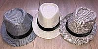 Классическая женская летняя шляпа