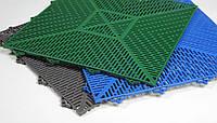 Модульное пластиковое покрытие СКВЕР