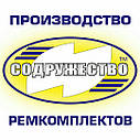 Ремкомплект главного тормозного крана (ГТК) с пластмассовыми деталями КамАЗ, фото 3