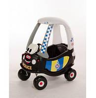 Машинка каталка самоходная Little Tikes Полиция  172984