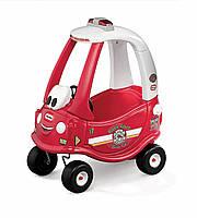 Машинка каталка самоходная Little Tikes Пожарная машина