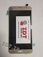 Дисплейный модуль Samsung Galaxy J7 (2016) SM-J710 OLED Gold (5000564G)