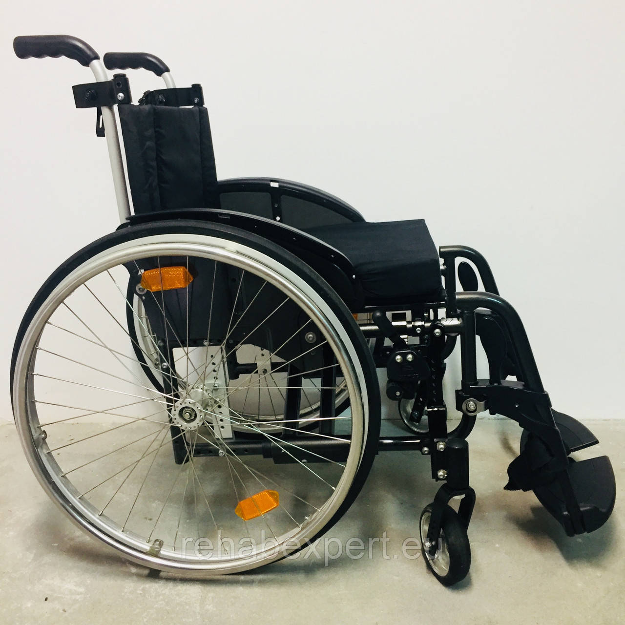 Активная инвалидная коляска SUNRISE MEDICAL SOPUR EASY Active Wheelchair 42cm-44cm