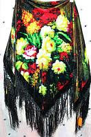Платок велюровый, фото 1