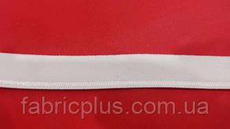 Резинка для бретелей 1 см белая