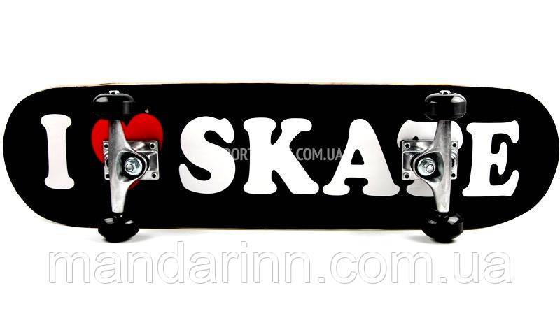 Скейтборд LOVESKATING до 85 кг