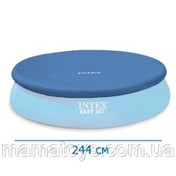 Тент 28020 для круглых бассейнов, диаметром 244 см