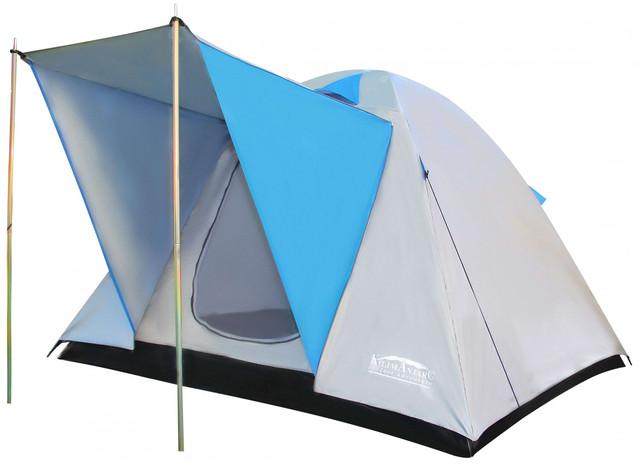Палатка Kilimanjaro SS-06Т-098-2 трёхместная
