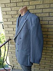 Пиджак мужской классический CHARLES VILLIERS, Италия, фото 3