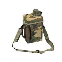 Фляга Mil-Tec 2 л Patrol Woodland 14514020