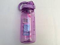 Бутылка для воды спортивная 1558