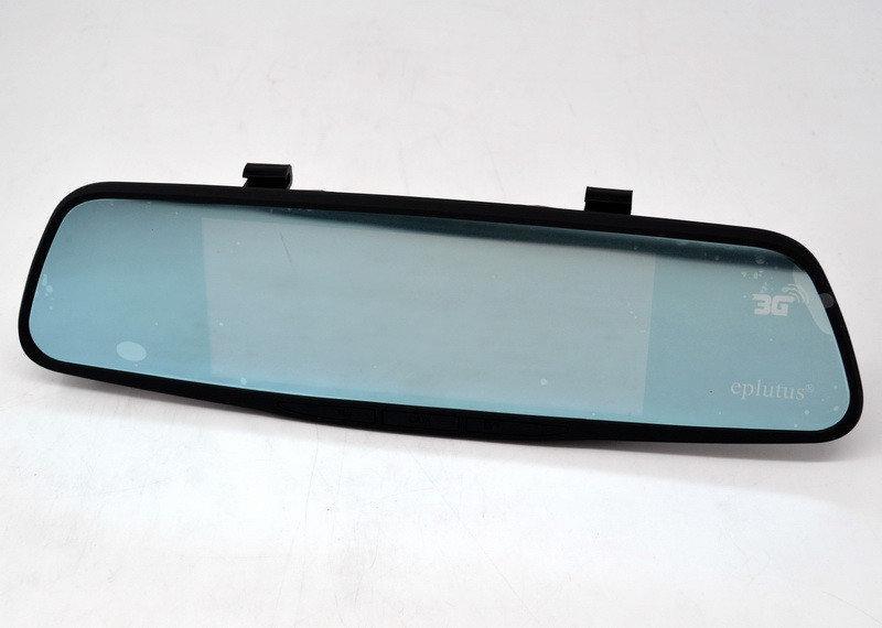 Зеркало видеорегистратор с камерой заднего вида Eplutus D30 на базе Android с GPS и Wi-Fi (7 дюймов)