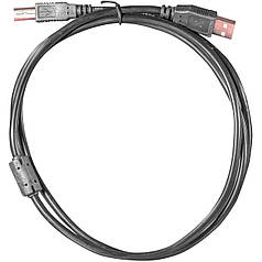 Кабель Lesko USB 2.0 AM/BM 1,5m для принтера Canon HP Epson