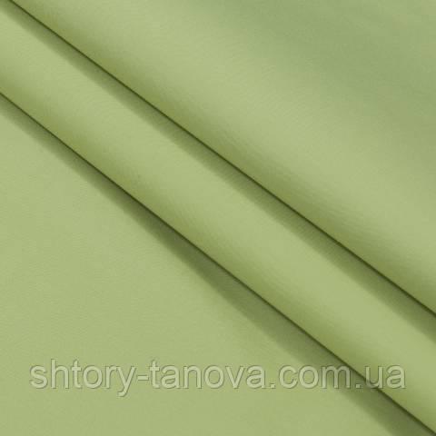 Декоративная ткань для штор, однотонная липа