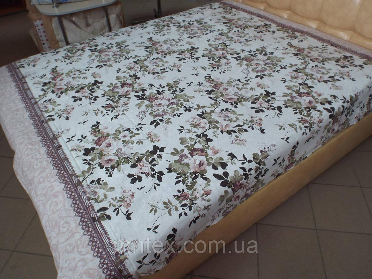 Ткань для пошива постельного белья бязь Беларусь ГОСТ  Весенний сад