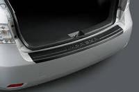 Защитная накладка заднего бампера аксессуар Subaru Impreza 08-12 Оригинал (E775EFG000)