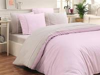 Комплект постельного белья First Choice Violet Tas сатин 220-200 см лиловый, фото 1