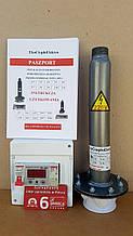 Електродний котел ЭкоТеп-1Ф-75 (75м.кв, 3кВт, 1 фаза) Польша