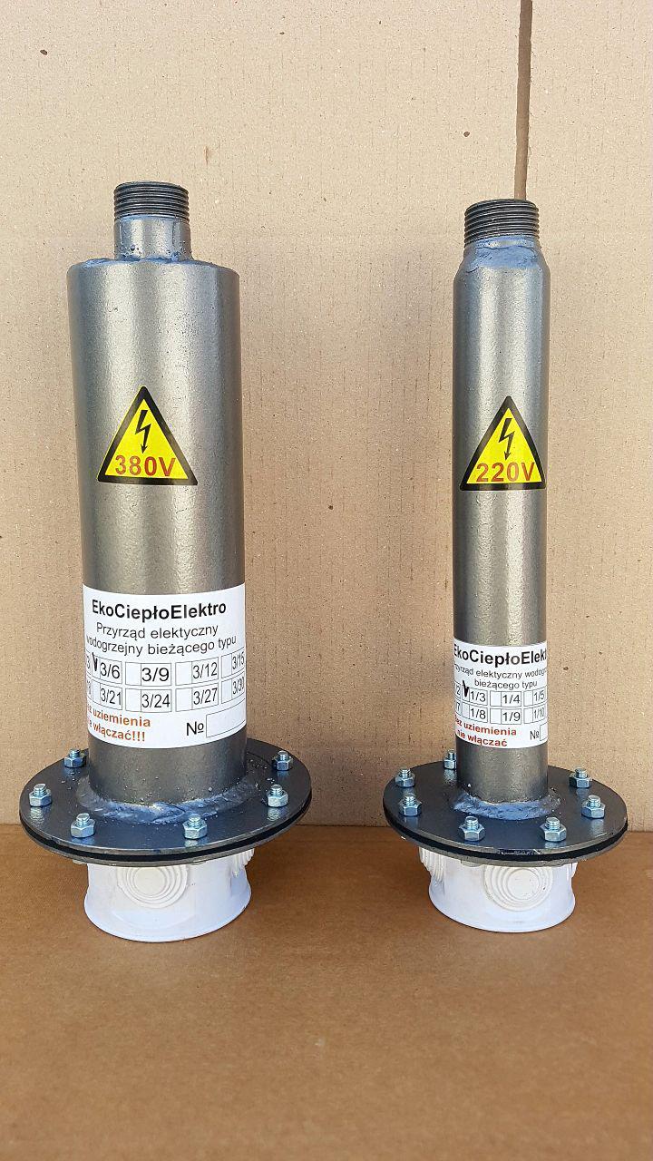 Электродный котел ЭкоТеп-1Ф-100 (100м.кв, 4кВт, 1 фаза) Польша