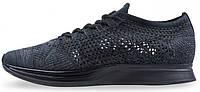 Мужские кроссовки Nike Flyknit Racer Black Anthracite