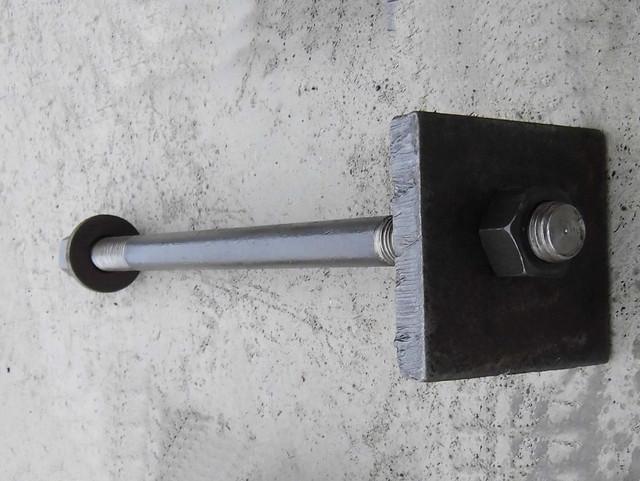 Болт фундаментный М80 по ГОСТ 24379.1-80 тип 2 купить