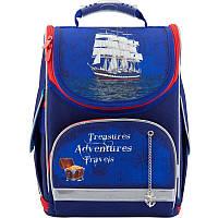 """Рюкзак шкільний """"Kite"""" """"трансформер"""" 500 Sea adventure K18-500S-2, фото 1"""