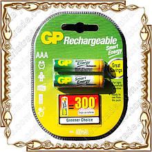 Аккумулятор GP 400 mAh/ 2 шт. ААА