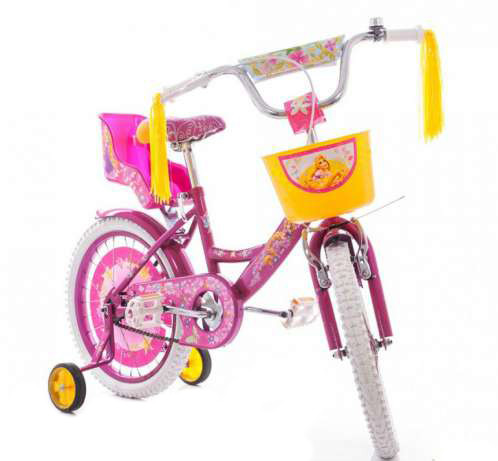"""Детский велосипед Girls (16 дюймов) -   Интернет-магазин """"VELOSPORT.OD.UA""""  в Одессе"""