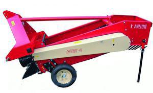 Однорядная картофелекопалка для трактора Т-25