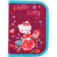 Пенал для школы Kite Hello Kitty HK18-621-2