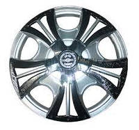 Колпаки колес Бумер Super Black Радиус R13 (4шт)