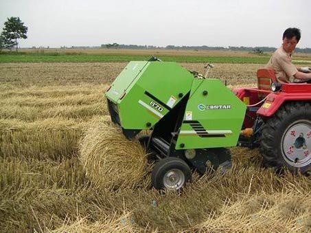 Пресс-подборщик для трактора Т-25