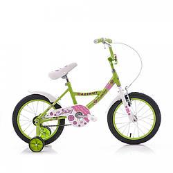 """Детский велосипед Azimut Kathy-16"""". Уценка!"""