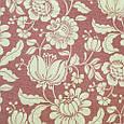 Декоративная ткань для штор, большие цветы светло-бордовый, фото 2