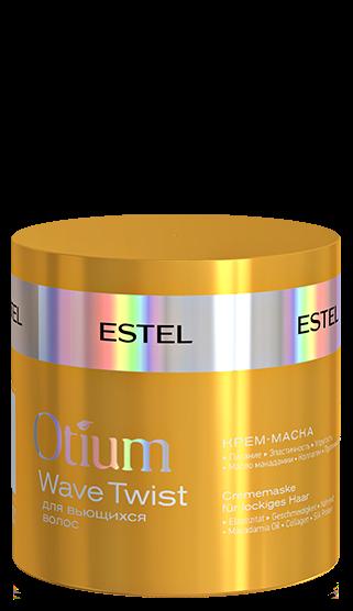 Estel Otium Twist Шёлковая маска для вьющихся волос 300 мл.