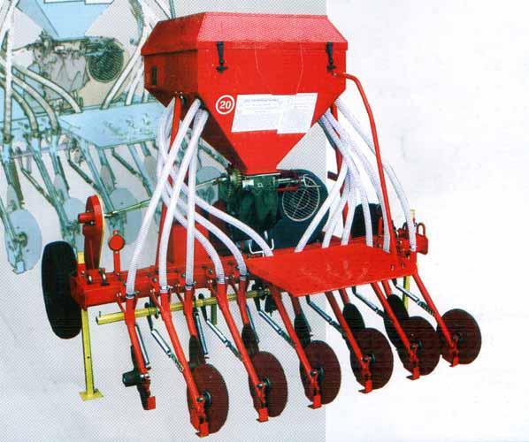 Сеялка для трактора Т-25