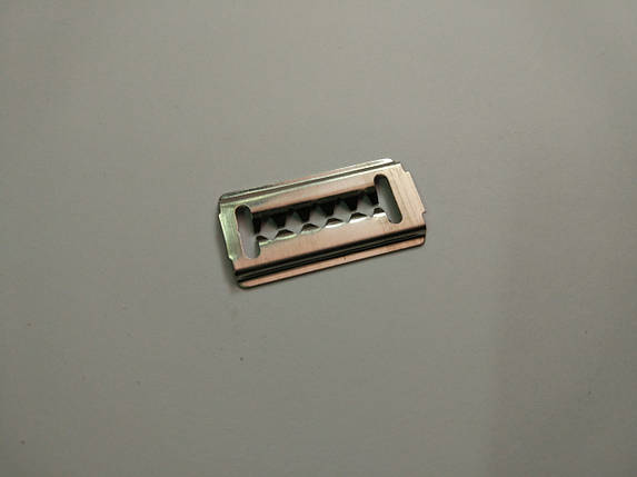 "Клипса крепления бампера Лачетти (LANOS, AVEO, LACETTI) метал фиксатор ""лезвие"" GM, фото 2"