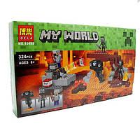 Конструктор Minecraft 10469 Иссушитель