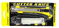 Нож строительный, канцелярский NK 3-106 (18 мм)