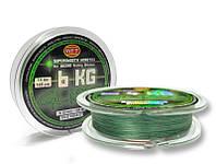 Шнур WFT Gliss Monotex Green 150м/0.10, 0.12 мм