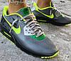 Мужские кроссовки Nike Air Max 90 Hyperfuse Yellow/Black, Найк Аир Макс 90, фото 4