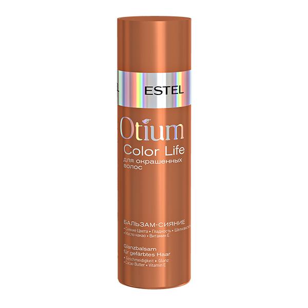 Estel Otium Blossom Блеск-бальзам для окрашенных волос 200 мл.