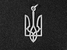 Кулон большой Герб Украины