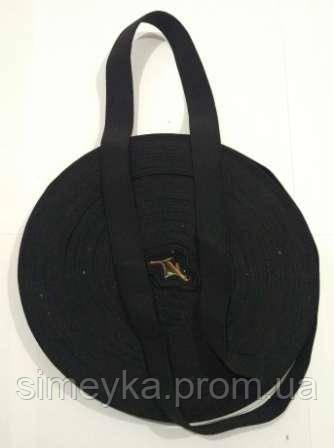 Резинка для шиття, ширина 2 см. Чорна